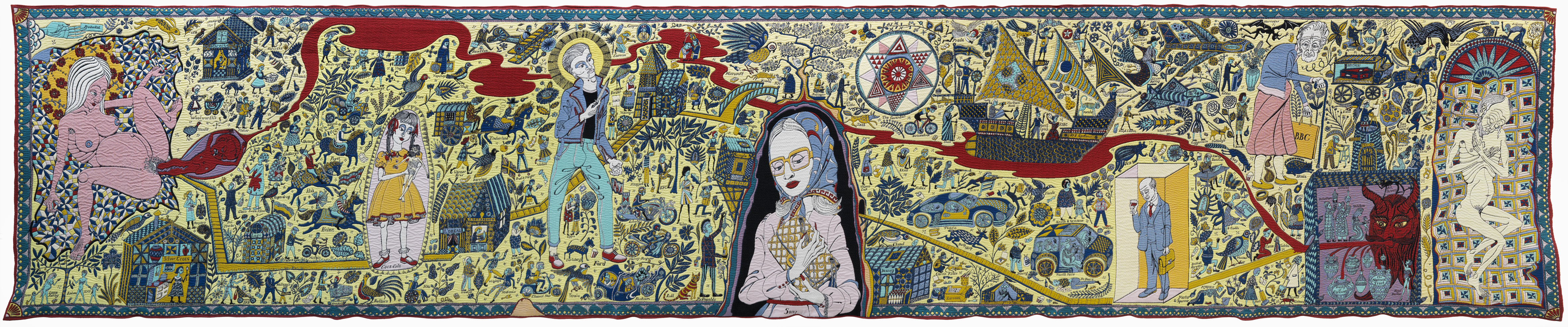 Grayson Perry Mymetropole
